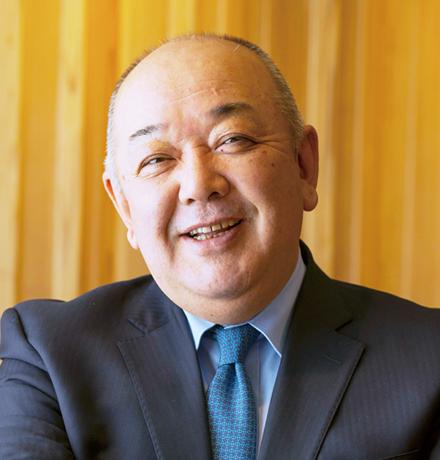 代表取締役 永井彰一